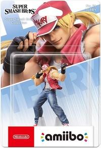 amiibo - Super Smash Bros. Collection - No.86 Terry Bogard (Nintendo Switch)