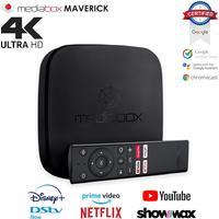 Mediabox Maverick 4K Media Player (Netflix & Google Certified)