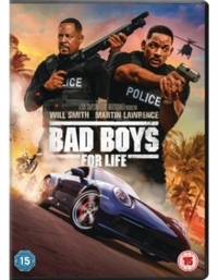 Bad Boys For Life (DVD) - Cover