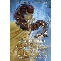 Chain Of Iron: The Last Hours - Cassandra Clare (Paperback)