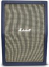 Marshall Vintage SV212 140 watt 2x12 Inch Angled Electric Guitar Cabinet (Blue)