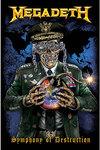 Megadeth - Symphony of Destruction Textile Poster