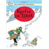 Die Avonture Van Kuifie: Kuifie In Tibet - Herge (Paperback)