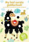 My heel eerste plakkerboek: Lama - Cuberdon (Paperback)