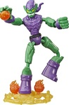 Marvel - Spider-man Bend & Flex - Green Goblin Action Figure