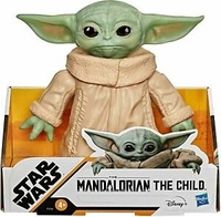 Star Wars: The Mandalorian - The Child 6.5 Inch Action Figure - Cover