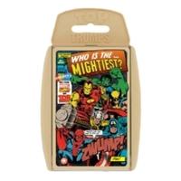 Marvel Comics Retro - Top Trumps Specials (Board Game) - Cover