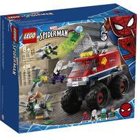 LEGO® Marvel Spider-Man - Spider-Man's Monster Truck vs. Mysterio (439 Pieces)