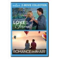 Hallmark - 2-Movie Collection: Love In the Forecast/Romance in the Air (Region 1 DVD)