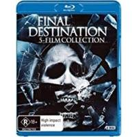 Final Destination: 5 Movie Complete Collection (Region A Blu-ray)
