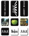 The Beatles - Abbey Road Magnets (9 Piece Set)