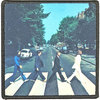 The Beatles - Abbey Road Woven Patch