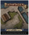 Pathfinder [Second Edition] - Flip-Mat - City Sites Multi-Pack (Role Playing Game)