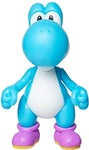 """Nintendo - 2.5"""" Articulated - Light Blue Yoshi"""