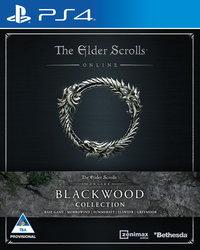 The Elder Scrolls Online - Blackwood Collection (PS4) - Cover