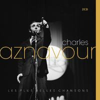 Charles Aznavour - The Greatest Hits (CD) - Cover