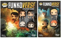 Funko Pop! Funkoverse Strategy Game - Harry Potter Base Game & Expansion Bundle (Board Game)