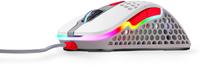 Xtrfy - M4 RGB - USB Optical 16000 Gaming Mouse - Retro - Cover