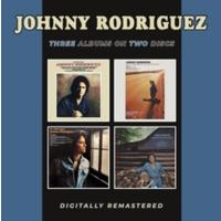 Johnny Rodriguez - Introducing / All I Ever / My 3rd / Songs About (CD)