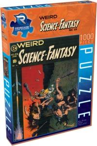 Renegade Game Studios - Weird Science-Fantasy #29 Puzzle (1000 Pieces)
