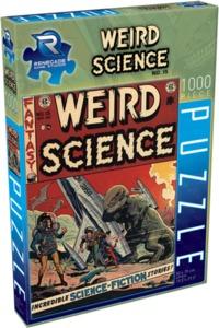 Renegade Game Studios - Weird Science-Fantasy #15 Puzzle (1000 Pieces)