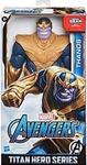 Marvel Titan Hero Series - Avengers - Titan Hero DLX Thanos