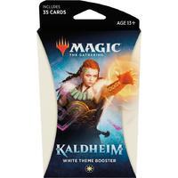 Magic: The Gathering - Kaldheim Theme Booster - White (Trading Card Game)