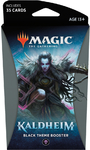 Magic: The Gathering - Kaldheim Theme Booster - Black (Trading Card Game)