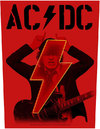 AC/DC - Pwr-up Angus Back Patch