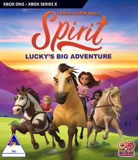 Spirit Lucky's Big Adventure (Xbox One / Xbox Series X)