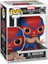 Funko Pop! Marvel - Lucha Libre Edition - El Aracno (Spider-Man) Pop Vinyl Figure