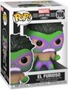 Funko Pop! Marvel - Lucha Libre Edition - El Furioso (Hulk) Pop Vinyl Figure