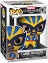 Funko Pop! Marvel - Lucha Libre Edition - El Animal Indestructible (Wolverine) Pop Vinyl Figure