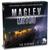 Maglev Metro (Board Game)