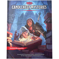 Dungeons & Dragons - Candlekeep Mysteries (Role Playing Game)