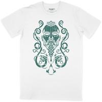 Assassin's Creed - Valhalla Berserker Mens T-Shirt - White (Large)