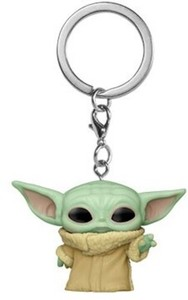 Funko Pop! Keychains - The Mandalorian - The Child - Cover