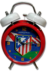 Atletico De Madrid - Musical Alarm Clock (Red)