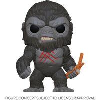 Funko Pop! Movies - Godzilla Vs Kong - Battle-Scarred Kong Pop Vinyl Figure