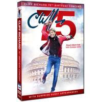 Cliff Richards 75th Birthday Concert (DVD)