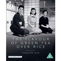 Flavour of Green Tea Over Rice (Blu-ray)