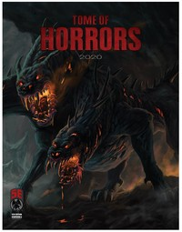 Tome of Horrors 2020 (Role Playing Game)