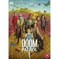 Doom Patrol: The Complete Second Season (DVD / Box Set)