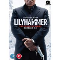 Lilyhammer: The Complete Series (DVD / Box Set)