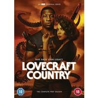 Lovecraft Country: The Complete First Season (DVD / Box Set)