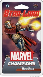 Marvel Champions: The Card Game - Star Lord Hero Pack (Card Game) - Cover