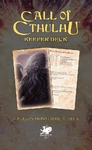 Call of Cthulhu [7th Edition] - Malleus Monstrorum Deck (Role Playing Game)