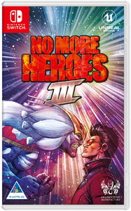 No More Heroes III (Nintendo Switch) - Cover