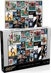 James Bond 007 - Movie Poster Jigsaw Puzzle (1000 Pieces)