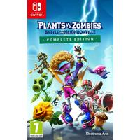 Plants vs. Zombies: Battle for Neighborville - Complete Edition (Nintendo Switch)